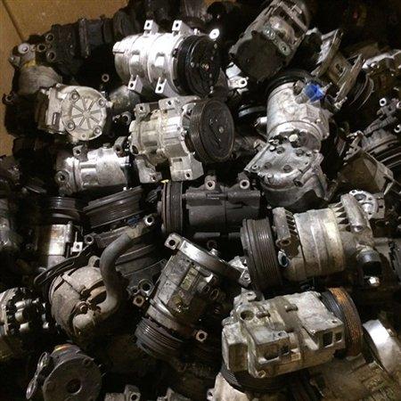 汽车空调压缩泵